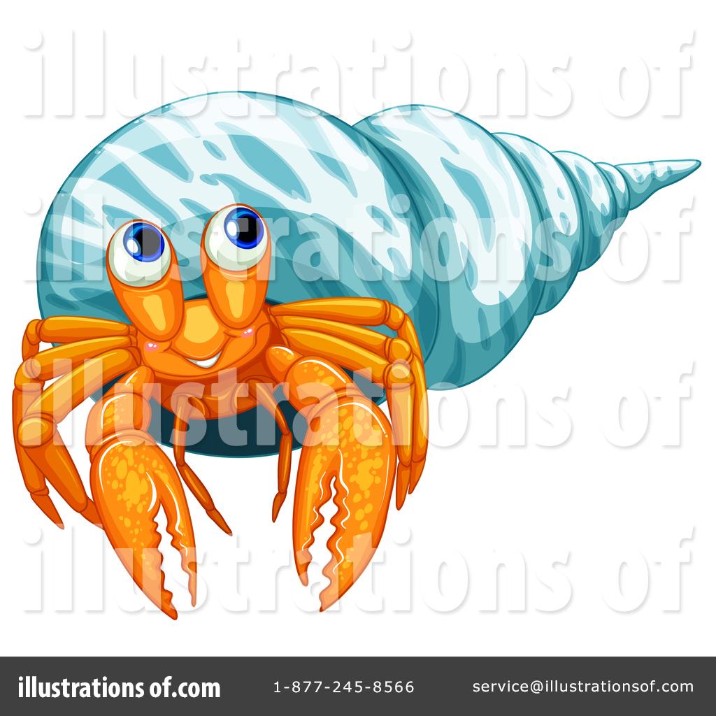 Hermit Crab Clipart #1344626.