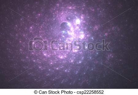 Stock Illustrations of Crab nebula.