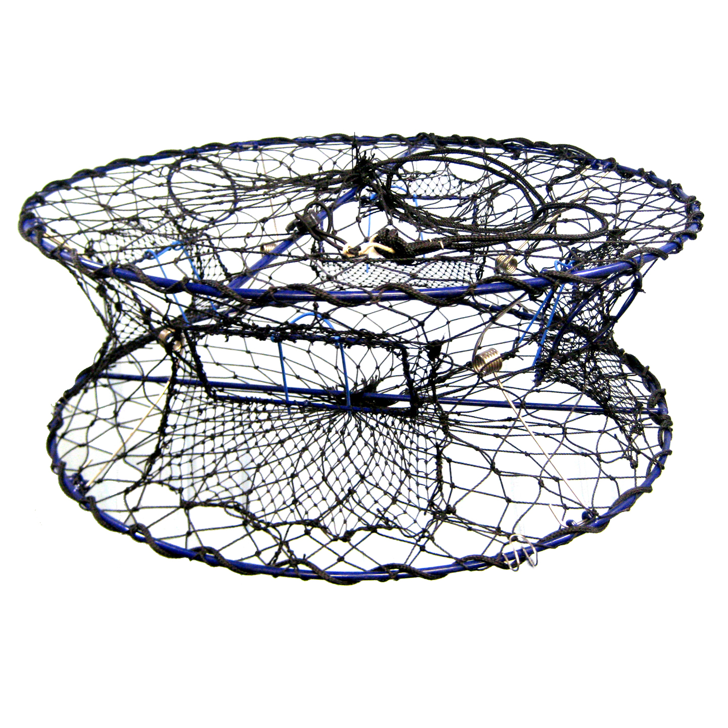 COLLAPSIBLE CRAB POTS.