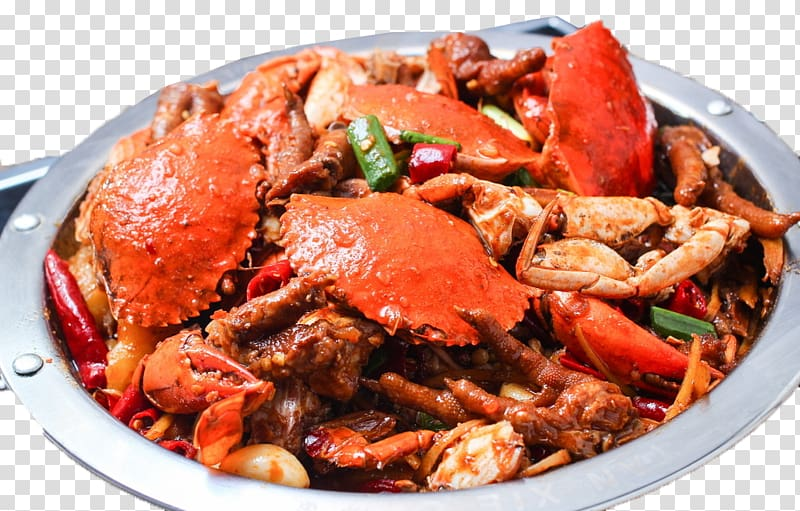 Crab meat Crab meat Fast food, Delicious meat crab pot.