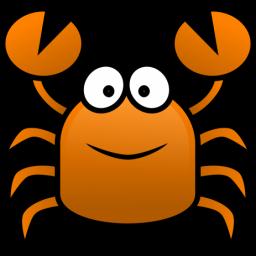 Happy Spider Clipart.