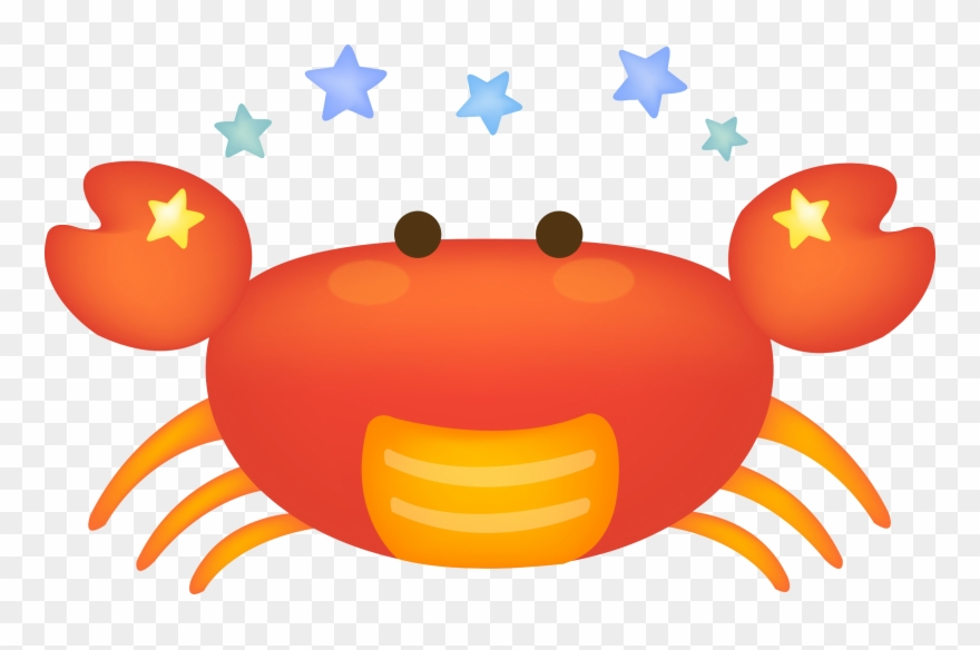 Seafood Clipart Crab Walk.