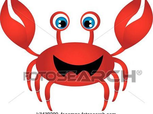 Crustacean Clipart crab walk 11.