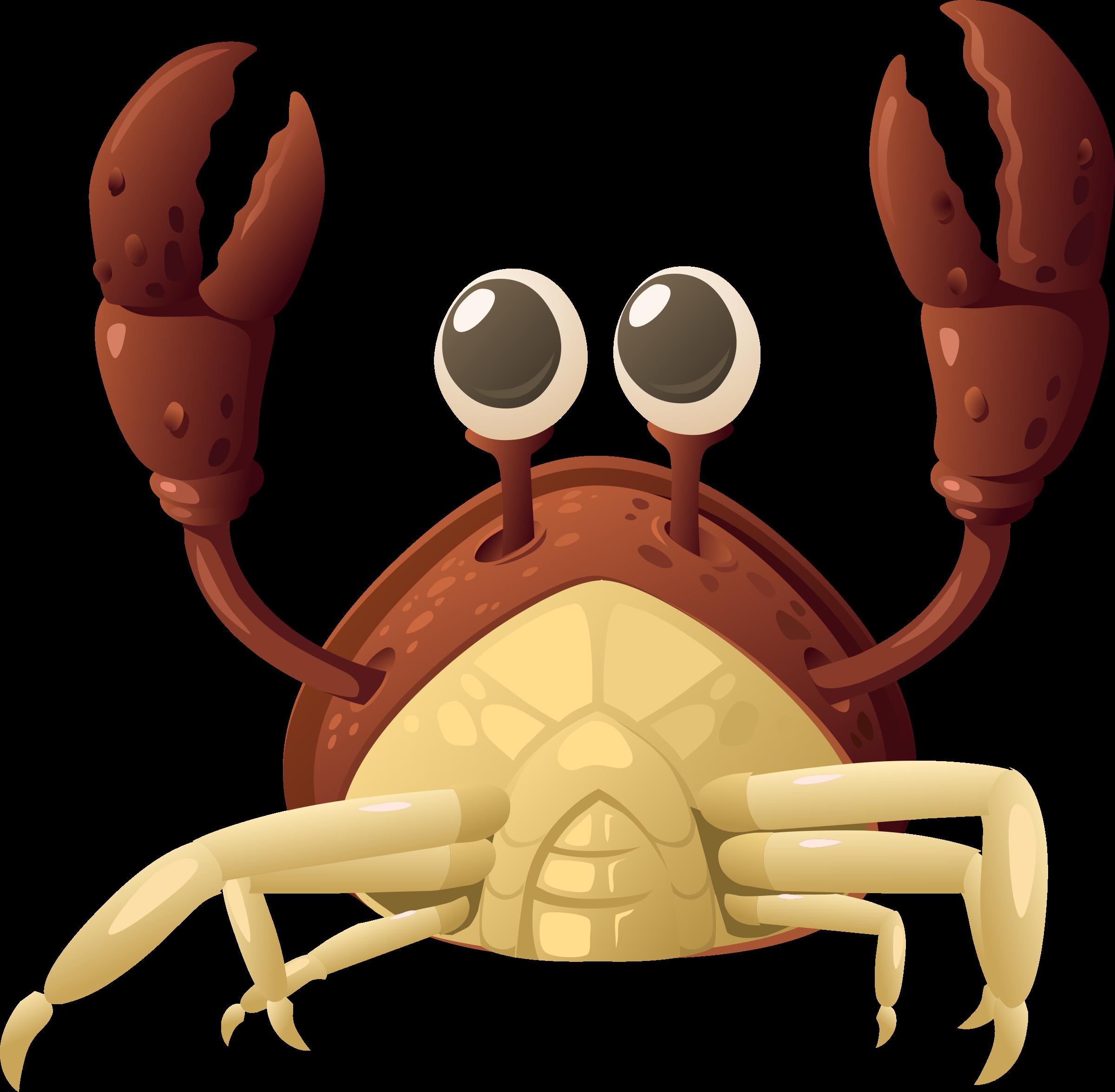 Inhabitants Npc Crab by glitch.