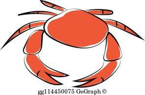 Crab Walk Clip Art.
