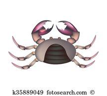 Crabbing Clipart Illustrations. 8 crabbing clip art vector EPS.