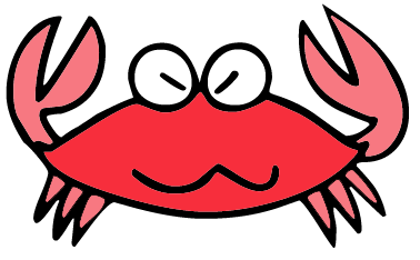 Crabs clipart grumpy Transparent pictures on F.