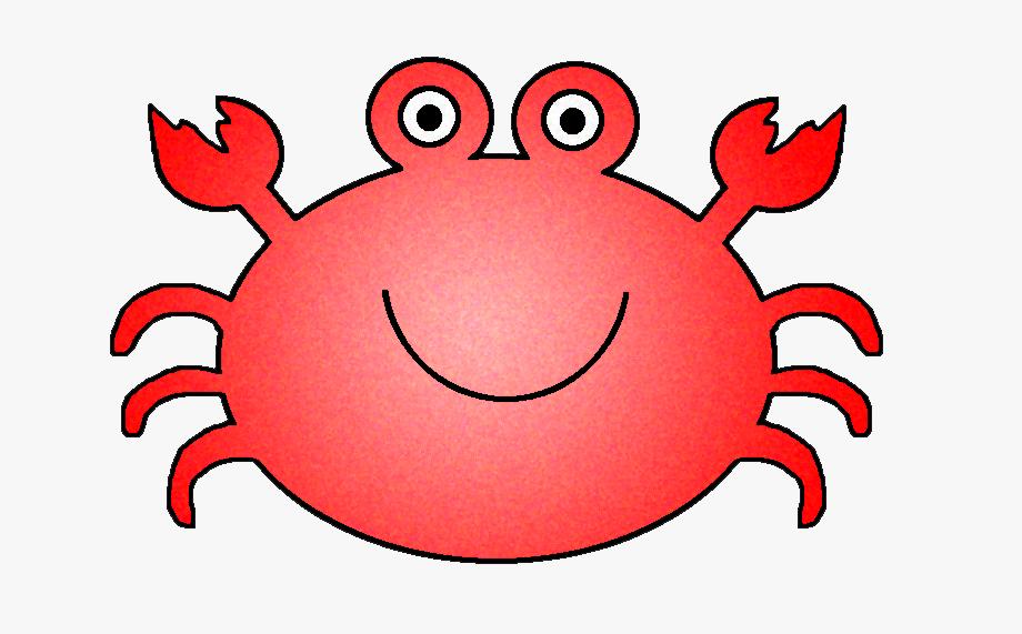 Crabs Clipart Ocean.