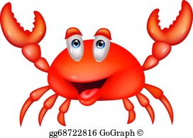 Crab Clip Art.