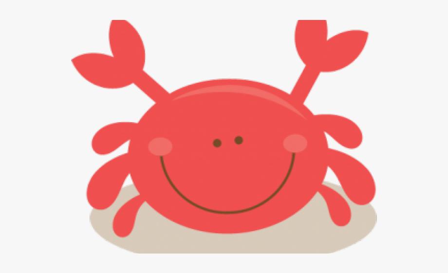 Crab Clipart Cute Baby.
