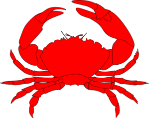 Maryland crab clipart.