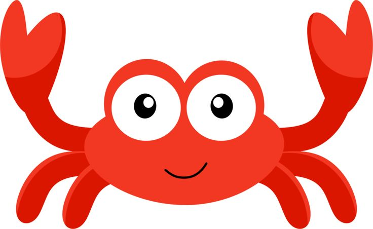 The crabs clipart #1