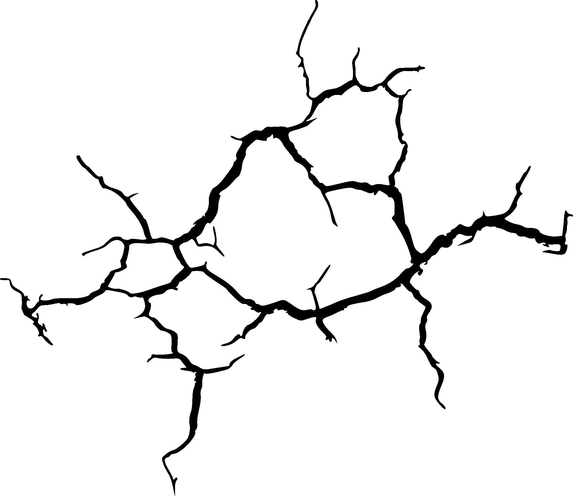 20 Crack (PNG Transparent).