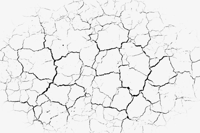 Dry Land Cracks, Clipart, Land, Dry PNG Transparent Clipart.