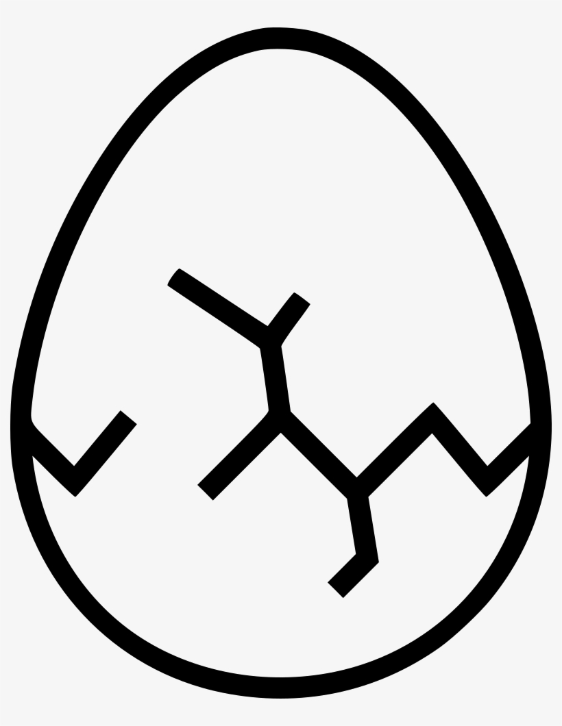 Cracked Egg PNG Images.