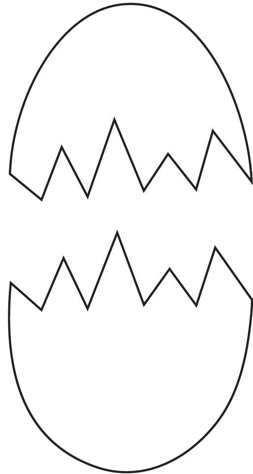 32+ Cracked Egg Clip Art.