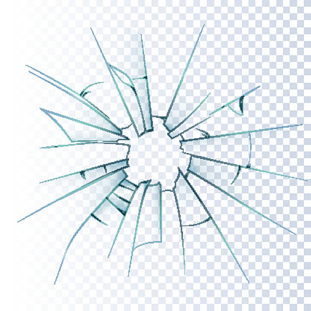 Collection Of Free Crackled Clipart Shatte #283685.