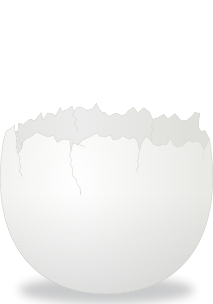 Cracked Egg Clip Art at Clker.com.