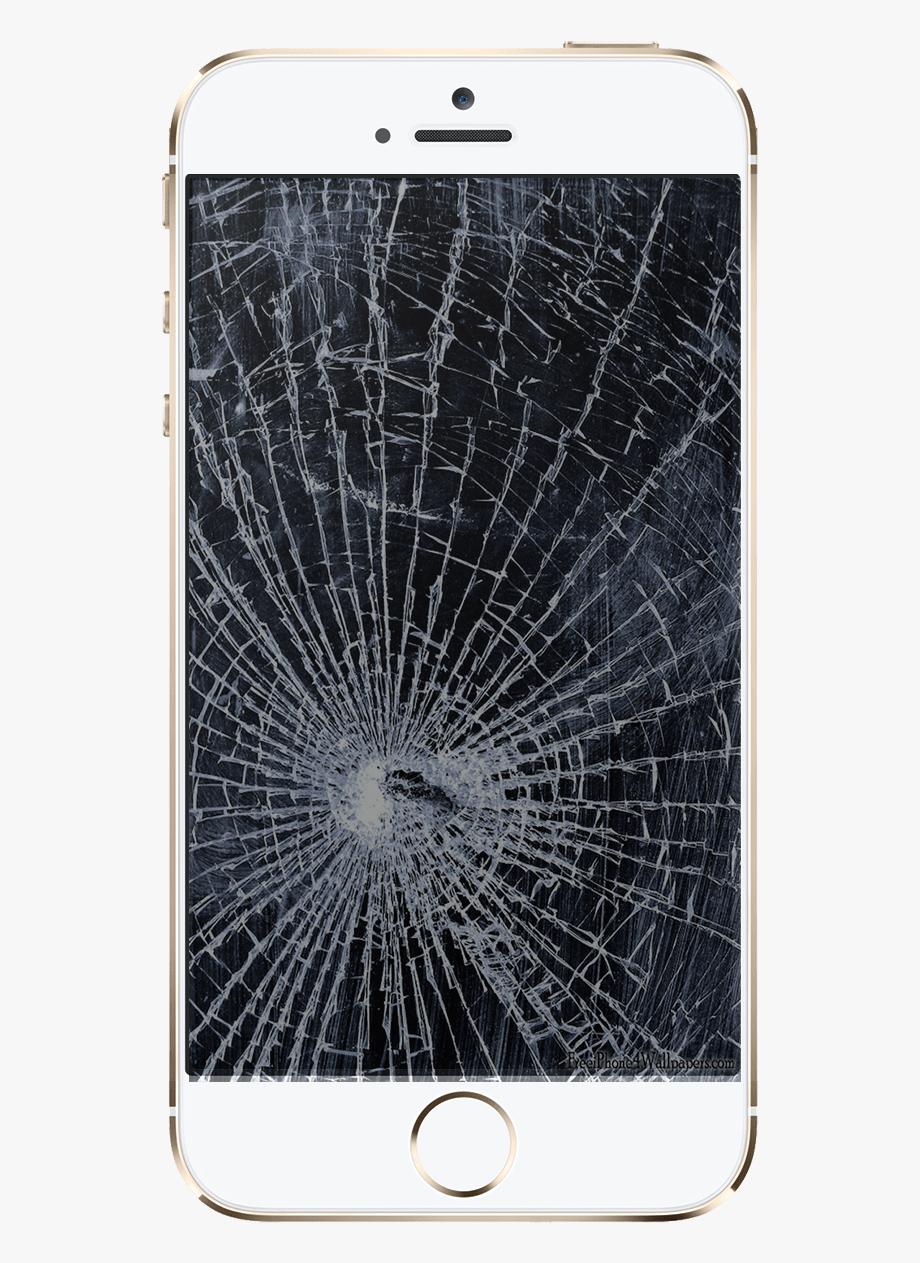 Clipart Download Broken Screen Transparent Png.