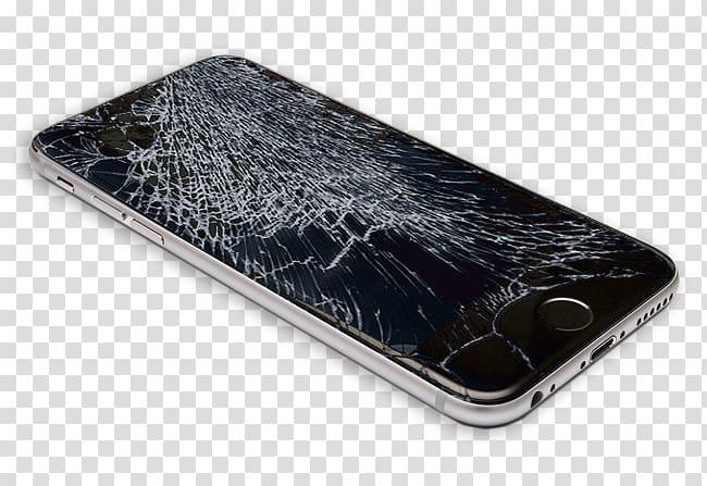 IPhone 6S Broken Screen iPhone 5c Computer Telephone.