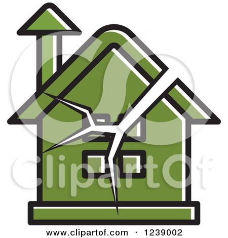 Cracked Roof Clipart Clipground