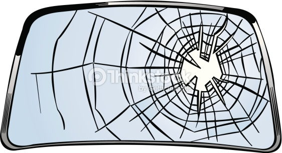 Cracked windshield clipart 3 » Clipart Station.