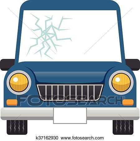 Cracked windshield clipart 7 » Clipart Portal.