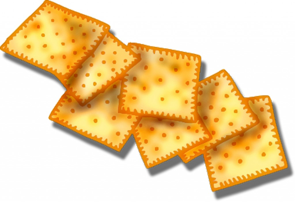 Crackers Clipart.