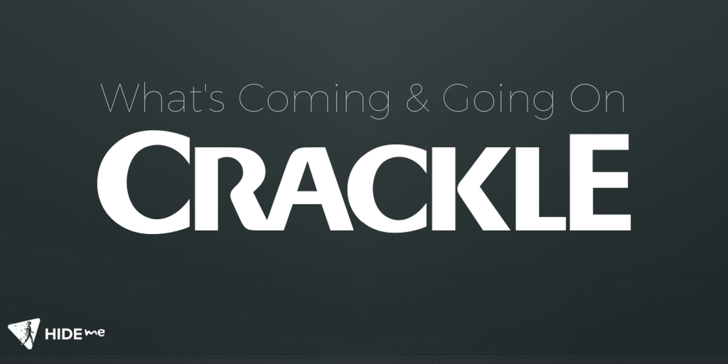 Here's Everything Coming And Leaving Crackle Streaming In April.