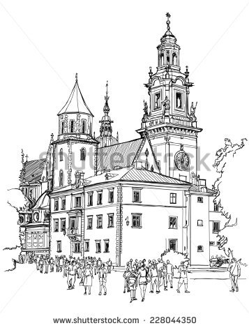 Cracow clipart #5