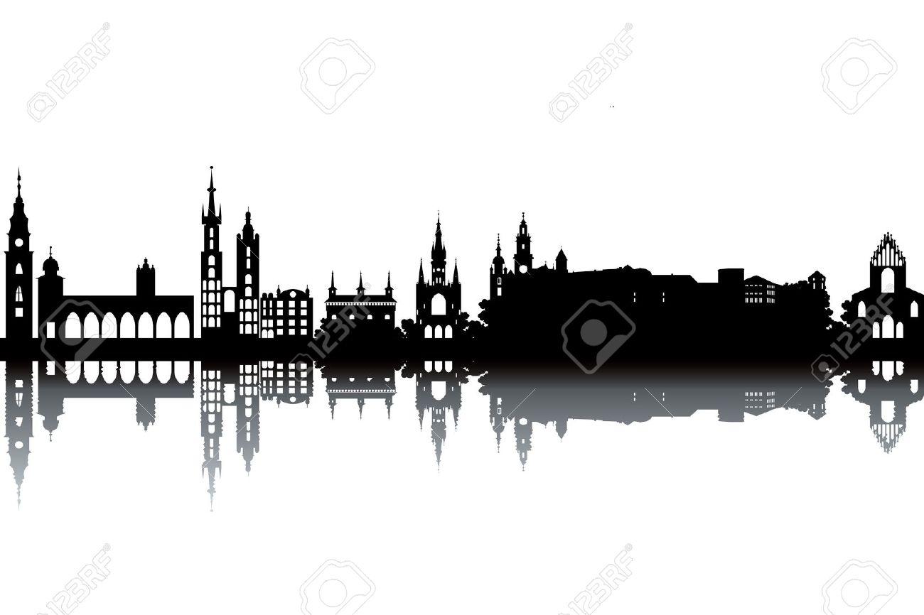 530 Krakow Stock Vector Illustration And Royalty Free Krakow Clipart.