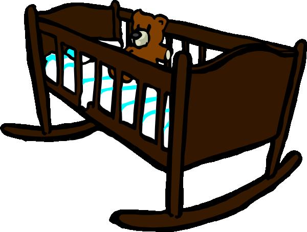 Cradle Clipart.