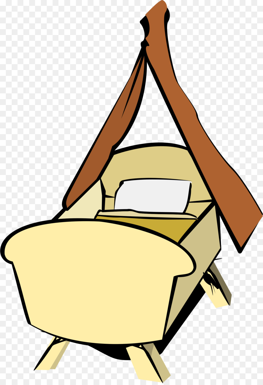cradle clipart Cots Clip art clipart.