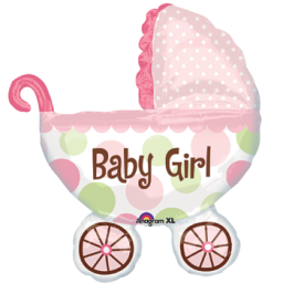 Baby Girl Cradle.