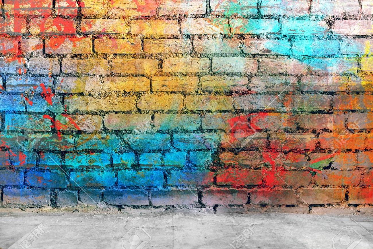 Home Design : Graffiti Brick Wall Clipart Bath Landscape Designers.