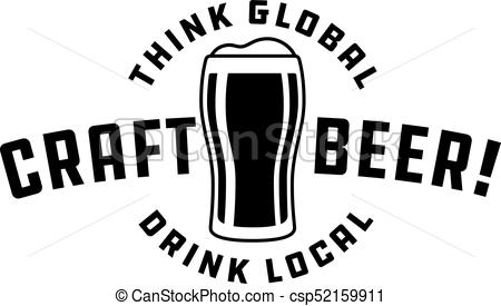 Craft beer clipart 2 » Clipart Station.