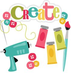 Craft Clipart.