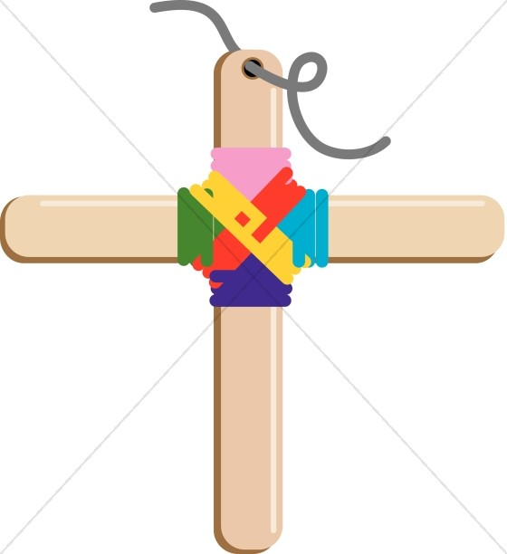 Crafted Cross.