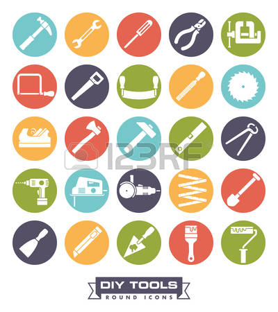Crafting icons images free clipart.