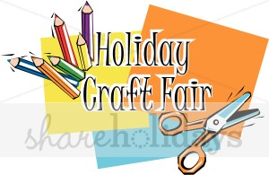 Holiday Fair Clipart.