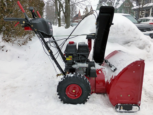 The Best Snow Blowers.
