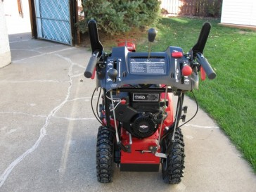 24 inch Snow Blowers $600 to $1500.