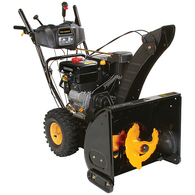 The Best Craftsman Snow Blowers For 2015.