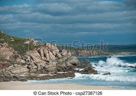 Stock Photo of Crags, at Moses Rock.