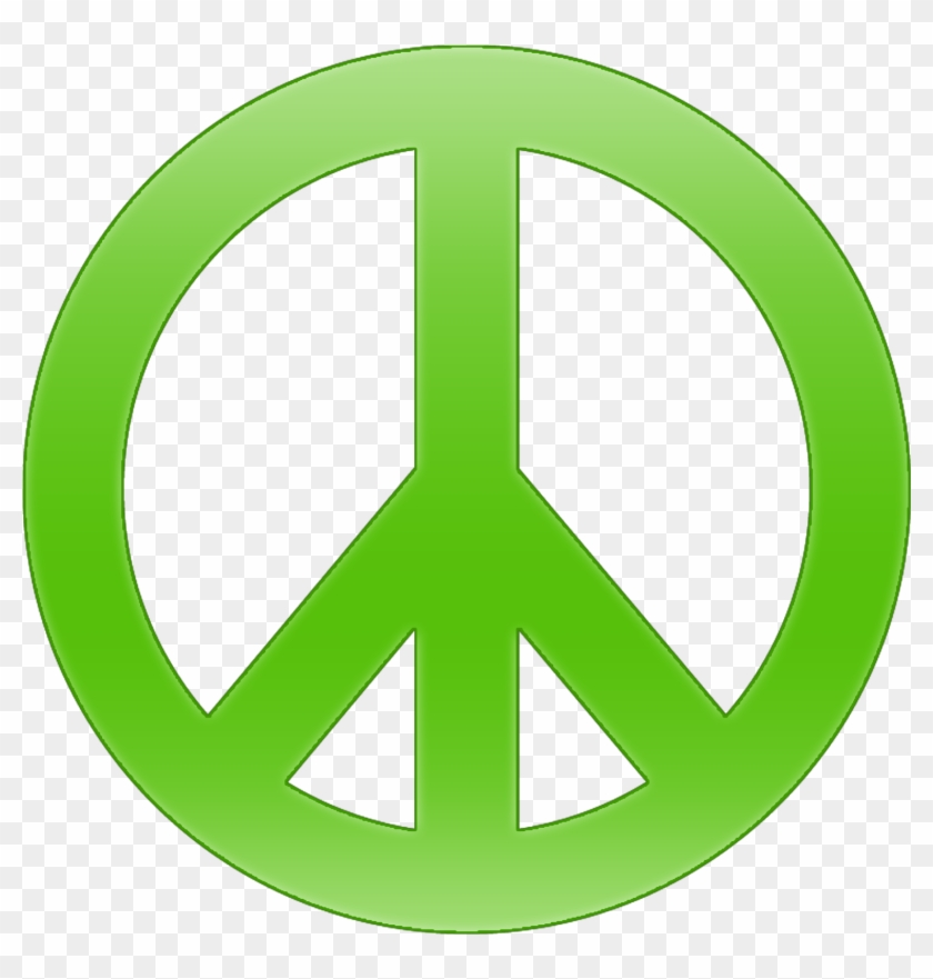 Endearing Peace Sign Images Free Clip Art Template.