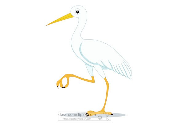 Crane bird clipart » Clipart Portal.