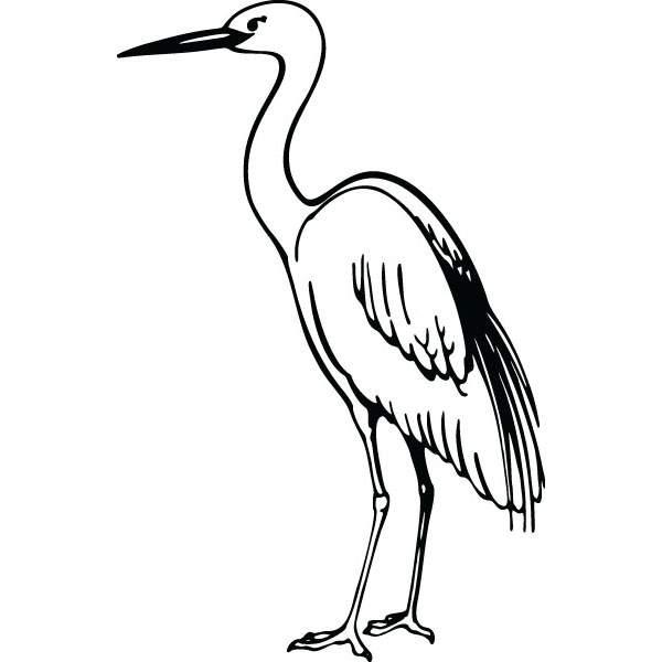 Crane clipart black and white, Picture #2563173 crane.