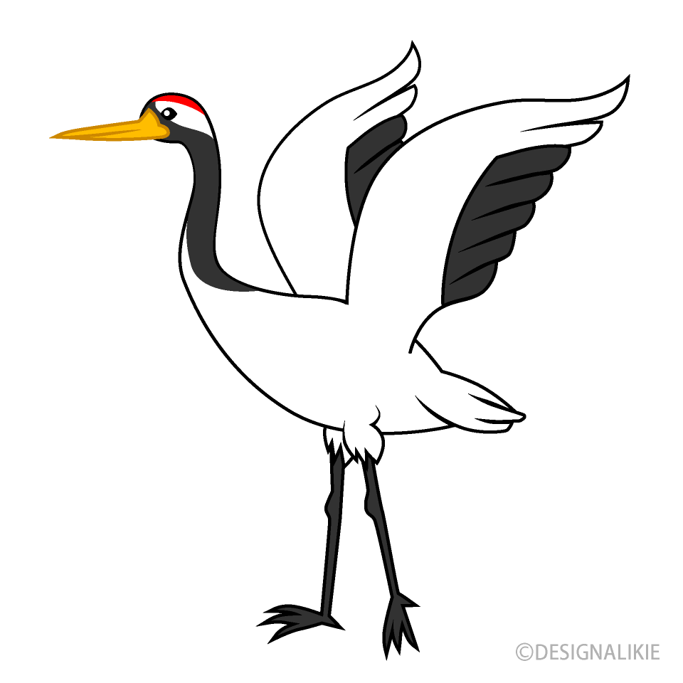 Free Crane Clipart Image Illustoon.