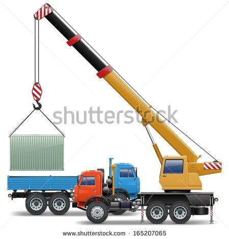 Boom Truck Clipart (26+).