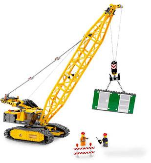 Crane Boom Truck Clipart.